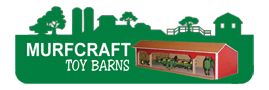 Murfcraft Toy Barns